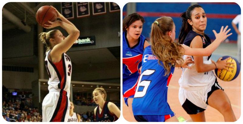 o basquete feminino