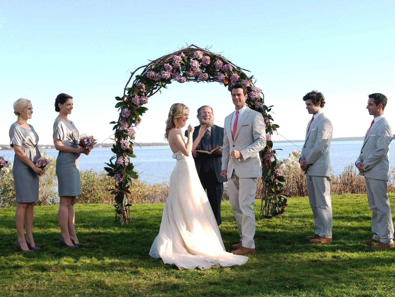 surpresa para noiva