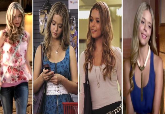 Nas primeiras temporadas da série, Alison manteve o fator menininha. Foto: Divulgação