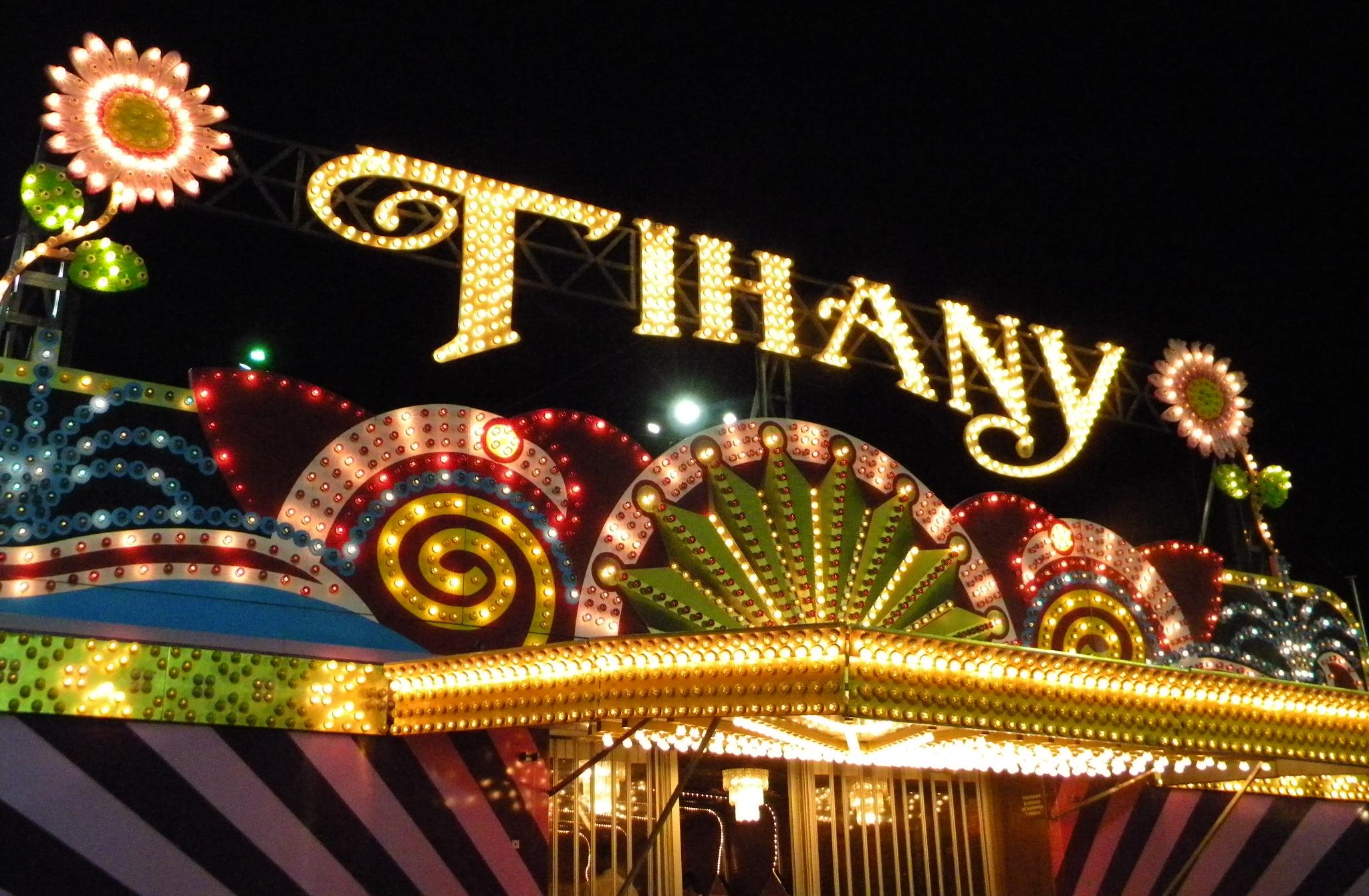 Divulgação: Circo Tihany Spectacular