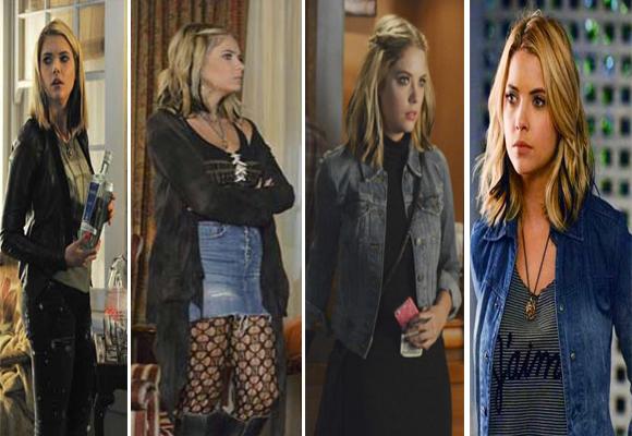 """O estilo """"gótica suave"""" que a Hanna adquiriu na quinta temporada me agrada muito mais. Gosto da forma como ela resolveu expressar tudo o que estava sentindo em seus looks. Foto: Divulgação."""