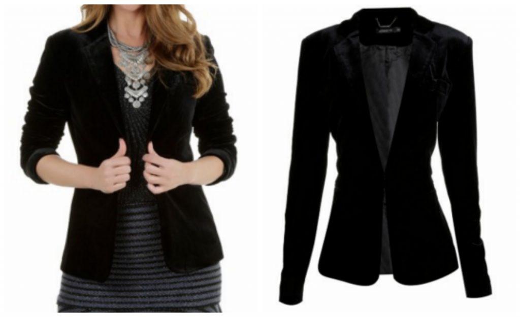 Você encontra esse blazer nas Lojas C&A.