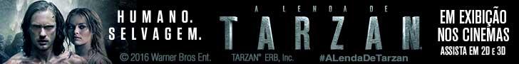 Filme Tarzan - em breve nos cinemas