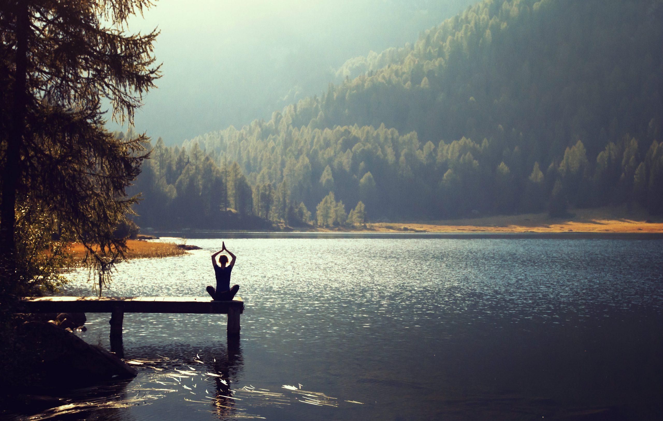 app de meditacao