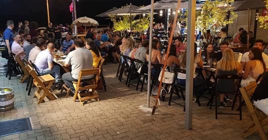 ambiente do up beer pub de canoas