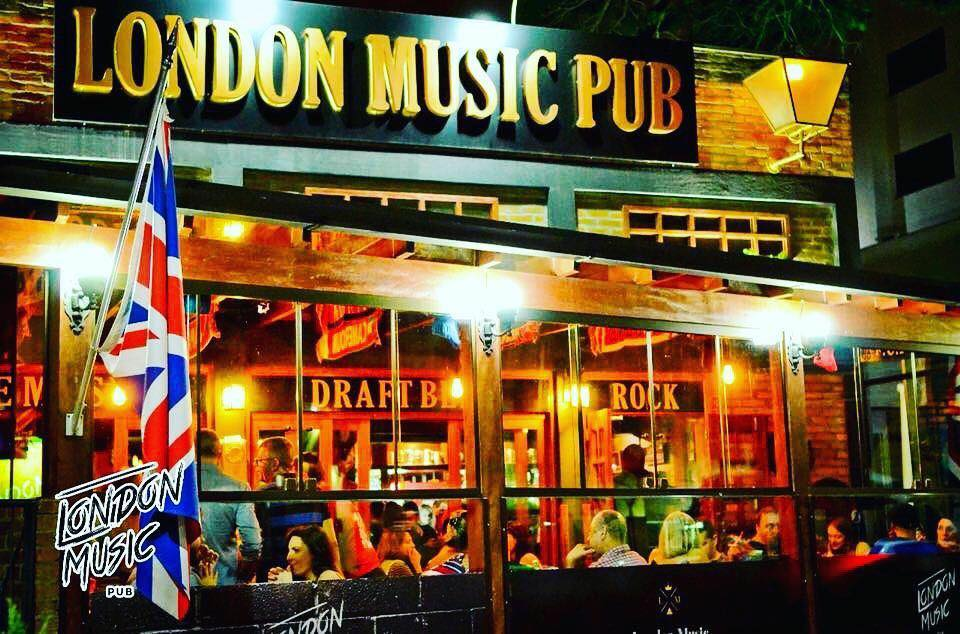 London Music Pub - em canoas RS