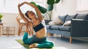 10 exercícios de flexibilidade para começar uma vida mais saudável