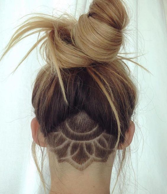21 Undercuts for a Hairstyle That