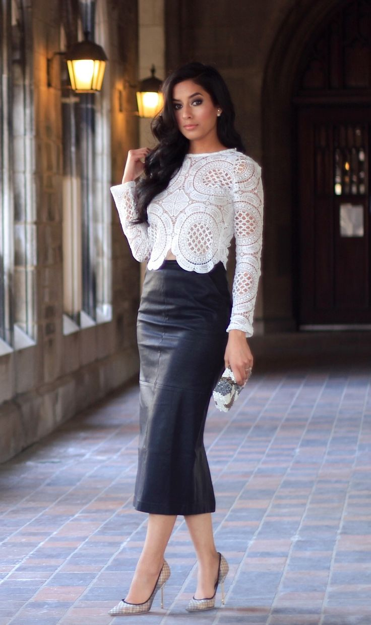 28 Timeless Pencil Skirt Outfits You Must See