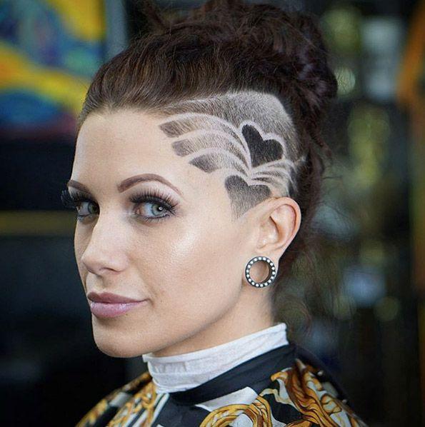 40 Smashing Undercut Hair Tattoos You Don