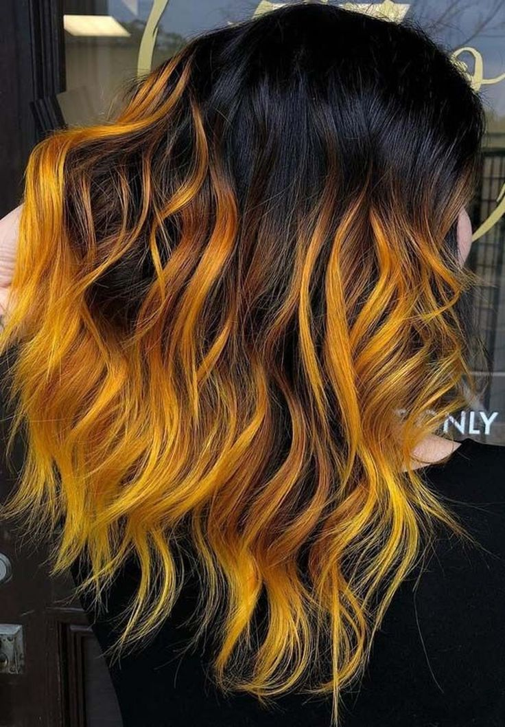 48 Stunning Fall Hair Color Ideas 2018 Trends