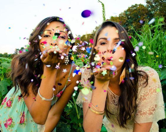 56 fotos com amigas Ideias criativas engraçadas e diferentes