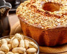 Bolo de amendoim: 10 receitas maravilhosas para você testar em casa