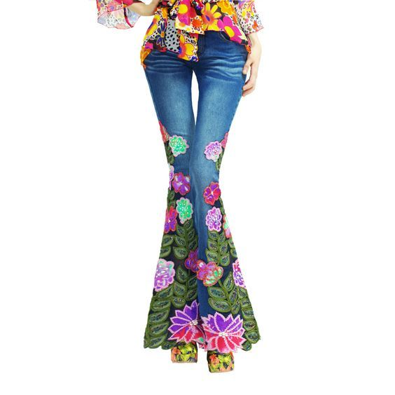calça customizada