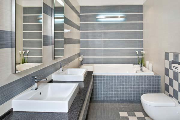 Conheça os diferentes tipos de revestimentos para banheiro   Dicas de Mulher