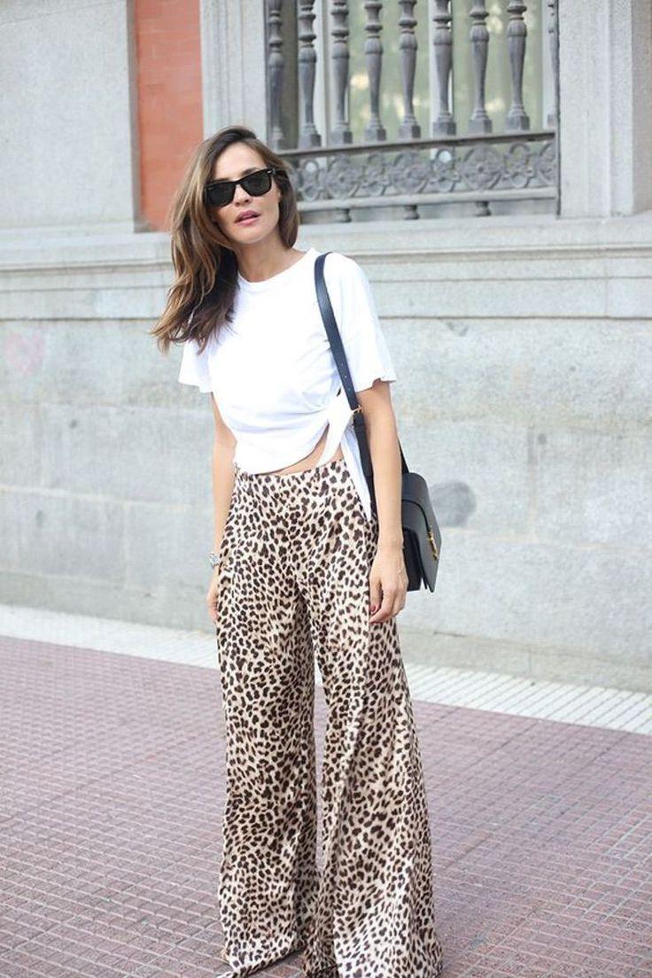 Lo Que No Nos Puede Faltar Son Nuestros Pantalones De Leopardo Ni Snake Print