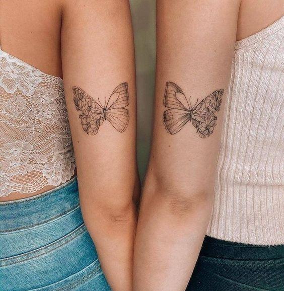 Modelos de tatuagens para você apostar com as suas amigas