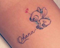 Ohana: conheça o significado e veja lindas tatuagens