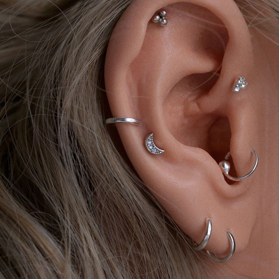 Piercing – inspirações para quem quer colocar