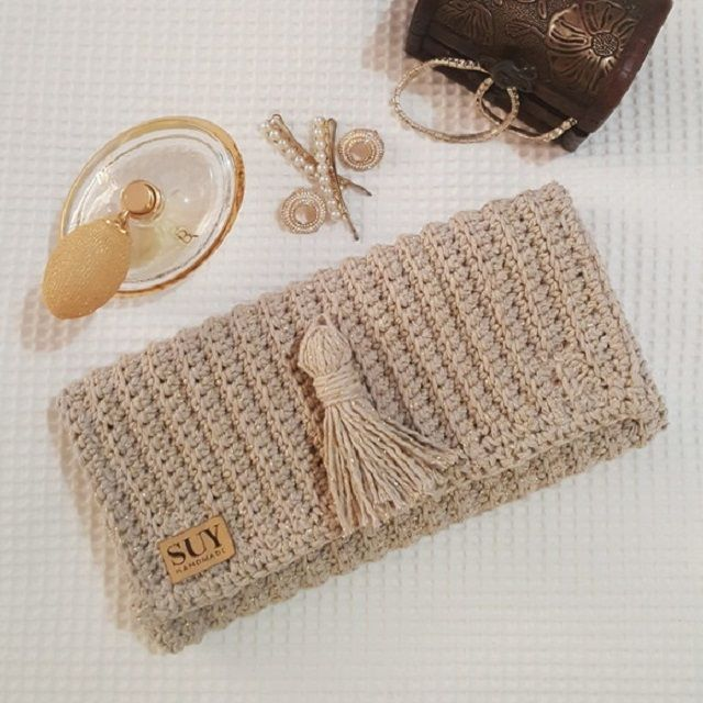Pin em Crochet