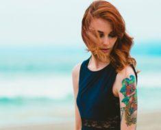 Tatuagem aquarela: quebre todos os mitos sobre a técnica