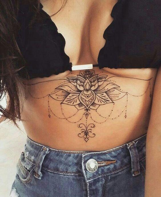 Tatuagem Feminina   Inspiração de Tatuagens Femininas para 2019