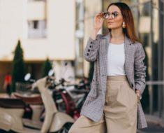 Veja 12 maneiras elegantes para usar a calça pantacourt no trabalho