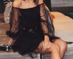 Vestido de renda curto: inspire se com lindos modelos